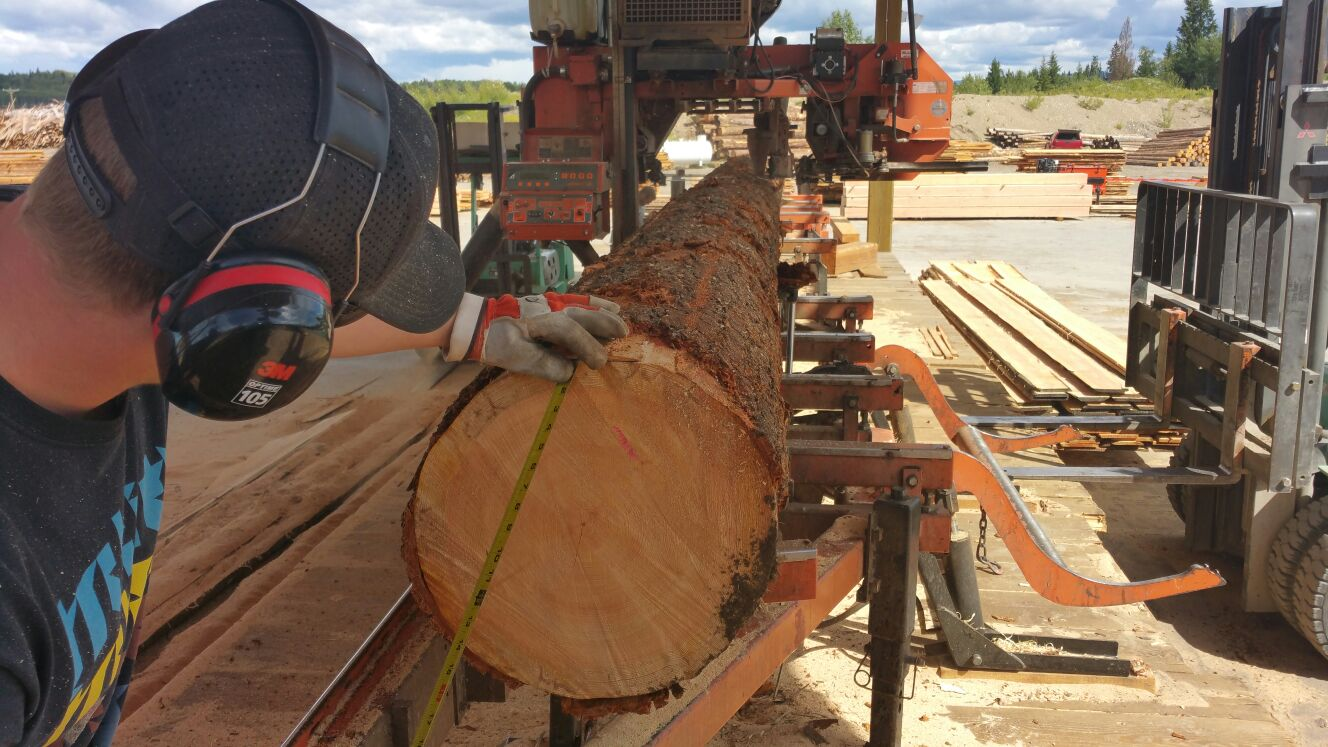 wood cutting